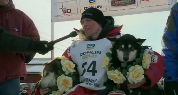 Dallas Seavey - Champion 2012